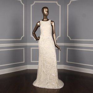 Carmen Marc Valvo Evelyn C90071 Wedding Dress